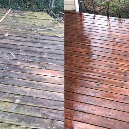 Fence/Deck Restoration