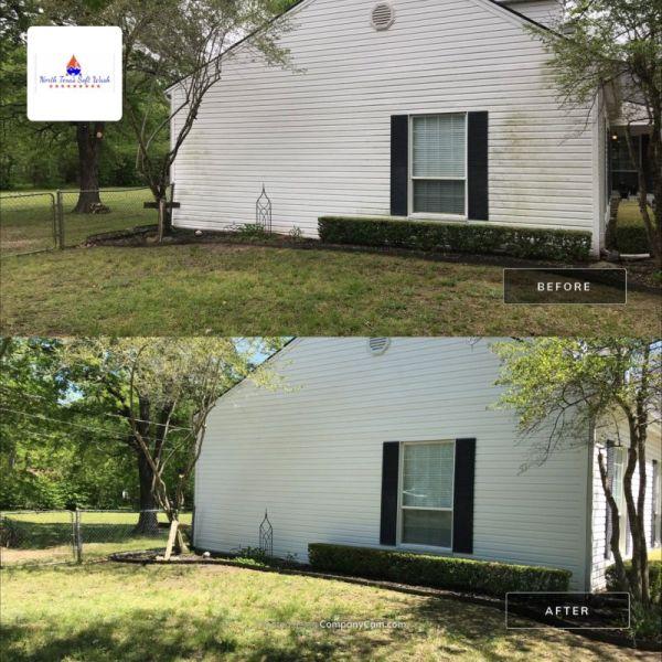 North Texas Soft Wash Gallery