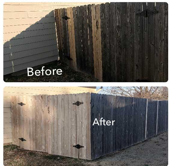 Fence & Deck Restoration